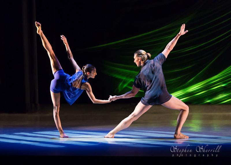 "Santa Barbara Dance Theater: Choreographer, Christopher Pilafian:  ""A Leap of Faith"""