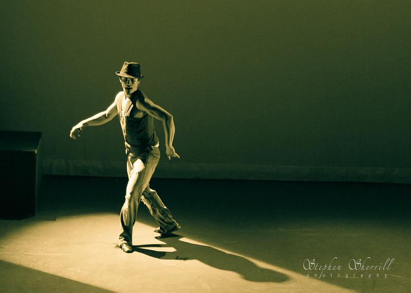 UCSB Dance, Sean Nederlof