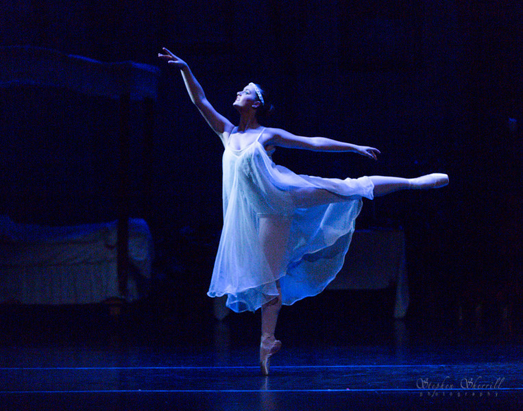 "Montecito School of Ballet<br /> ""Night Before Christmas""<br /> Dancer: Louisa Vanhecke"