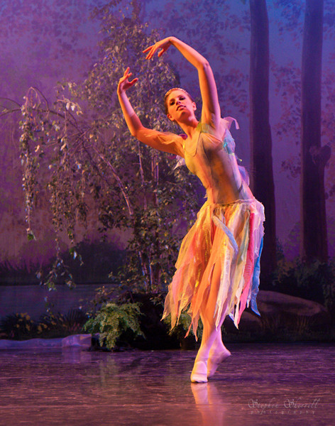 "Montecito School of Ballet: ""Irish Fantasy""<br /> Dancer: Carisa Cope"