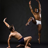 Dancers Louis  Acquisto, Kevin Ferguson Photographed by Eric Yagoda taken as part of a workshop with Lois Greenfield August 29th 2010