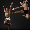 Dancers Louis  Acquisto, Kevin Ferguson, Photographed by Eric Yagoda taken as part of a workshop with Lois Greenfield August 29th 2010