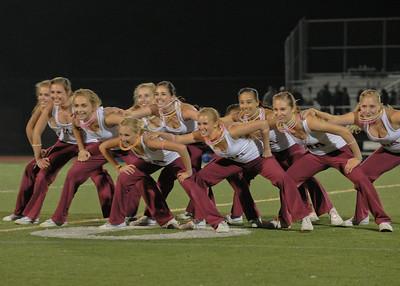 Menlo Atherton High School Dance Team, 2011-09-16