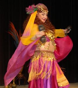 2-17-08 MEDLS Belly Dance GALA SHOW  Raleigh, NC