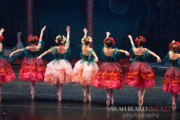 """""""Waltz of the Flowers"""" Choreography by George Balanchine, © The George Balenchine Trust"""