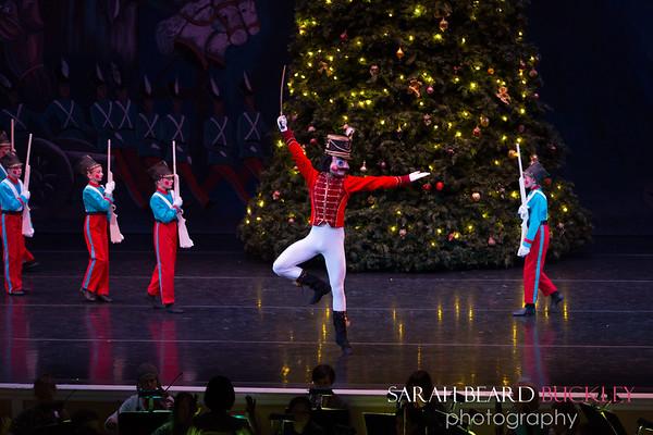 Maiki Saito as the Nutcracker Prince,  Maine State Ballet Presents the Nutcracker  Sponsored by The Maine Magazine