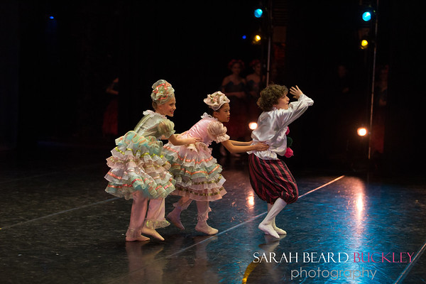 Little Ribbon Candies, Maine State Ballet Presents the Nutcracker  Sponsored by The Maine Magazine