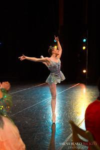 "Rhiannon Pelletier, Soloist,  as Dew Drop, ""Waltz of the Flowers"" Choreography by George Balanchine, © The George Balenchine Trust"