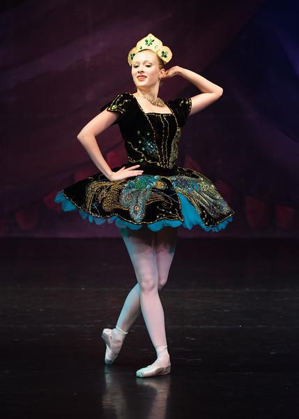 Raymonda, Dress Reahearsal