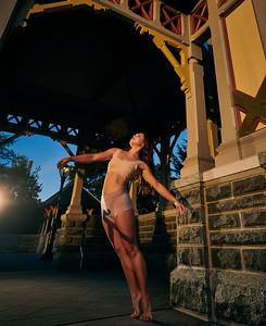 Sept. 20, 2020-NY, NY   Actress/Dancer Maddie Parrish captured in Central Park   Photographer- Robert Altman Post-production- Robert Altman
