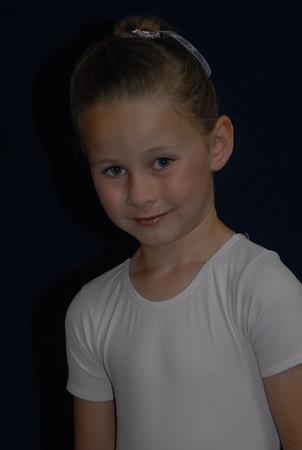 maddie's ballet portraits 2007