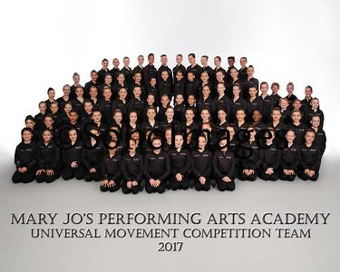 MJPAA Universal Movement Groups 2017