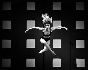 May 224, 2020- New York, NY    Dancer Marzia Memoli captured in Inwood Hill Park NYC Photographer- Robert Altman Post-production- Robert Altman
