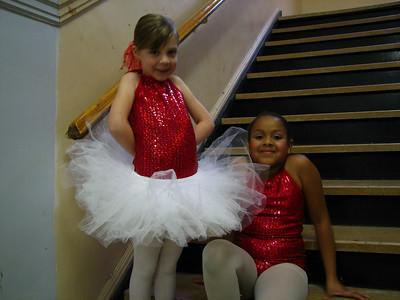 Meghan's Christmas Dance Recital 2008