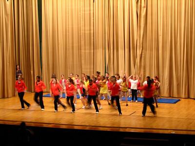 Meghan's Dance Recital 2009