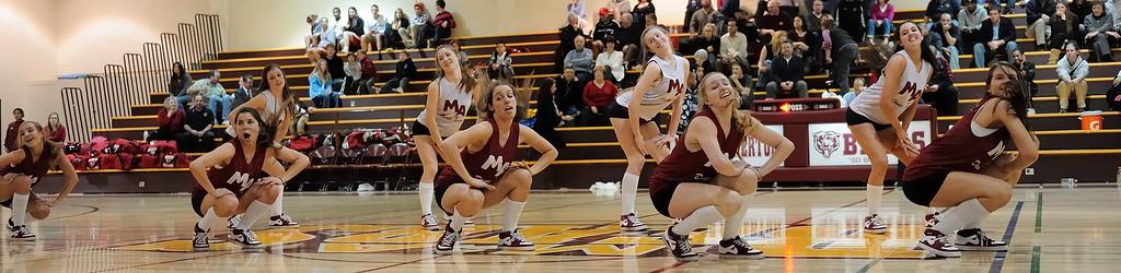 Menlo Atherton Dance Team 2011-02-04