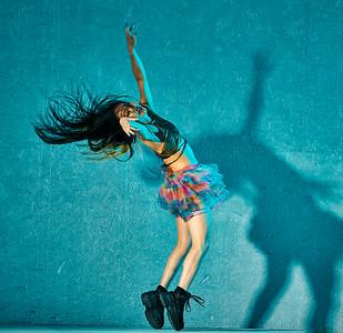 May 7, 2020- New York, NY    Dancer Mini Zhang captured in LIC , NY  Photographer- Robert Altman Post-production- Robert Altman