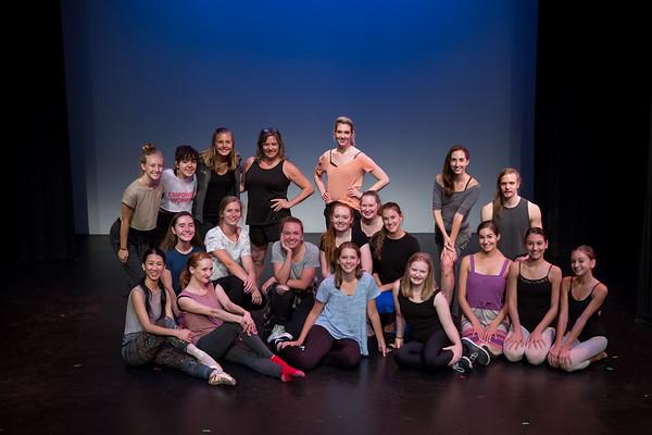 Minneapolis Ballet Dancers