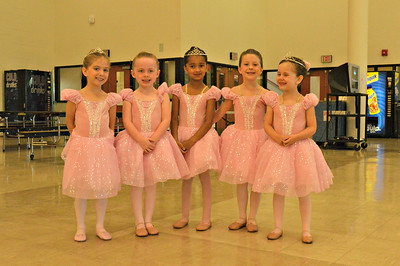 Miss Hope's Ballet Show Jun 2014