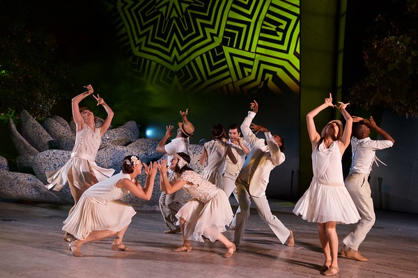 Moves After Dark/Disney Hall - Dress Rehearsal
