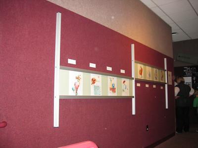"""""""Robot World"""" art exhibit, Museum of Science, Saturday, October 3, 2009."""