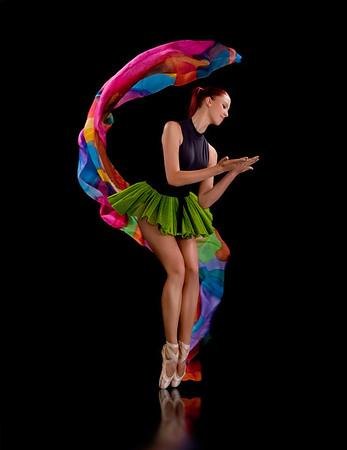 KHADI - Ballet Coaching: Monique Feain (Fellow CBA. CICB ARAD)