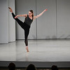 January 14, 2018 - New York, NY  Guggenheim Museums Works and Process commission by choreographer Jodi Melnick  of New Bodies. Also on the program the solo One of Sixty-Five Thousand Gestures, choreographed by Trisha Brown and Jodi Melnick<br /> <br /> Dancers: Jared Angle, Sara Mearns, and Taylor Stanley  (NYCB)<br /> <br /> Photo Credit-  Robert Altman for Guggenheim<br /> Photographer- Robert Altman