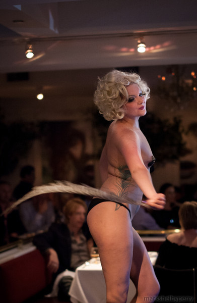 By Shin Lee's Dances of Vice, with Dandy Wellington, DeeDee Luxe, Lily Faye, Lil Miss Lix, Medianoche and Nikki Le Villian