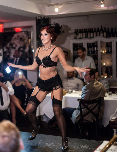 Nuit Blanche at Beaumarchais with Dances of Vice,