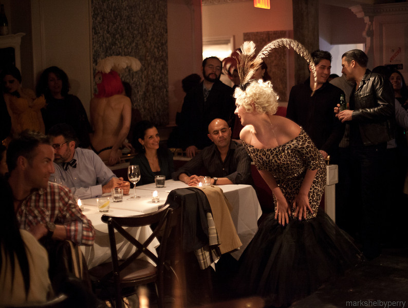Nuit Blanche at Beaumarchais, March 7, 2012