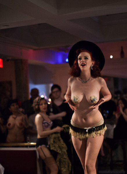 Dances of Vice - with Bettina May, Calamity Chang, Cassandra Rosebeetle, Lily Faye, Loulou D'vil and Ruby Valentine