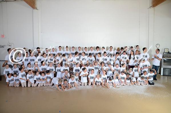 Nutcracker Cast Photo Day