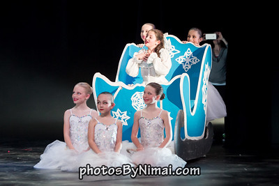 Tuesday Nutcracker Spectacular 2014