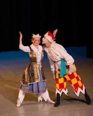 Performance 1, Petrushka