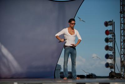 Ocean Dance 2008 Rehearsal