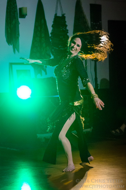 The Oriental Bliss Gala Show 2015
