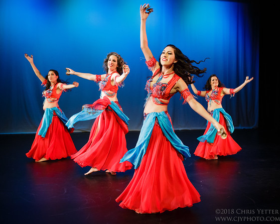 POWERHOUSE 4th Annual Oriental Bliss Gala Show 2018