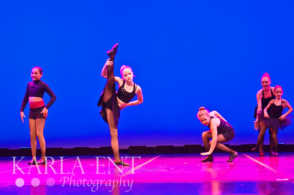 Recital Action Shots 2013