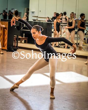 Gibbs / PCCA On the Edge Rehearsal 2017