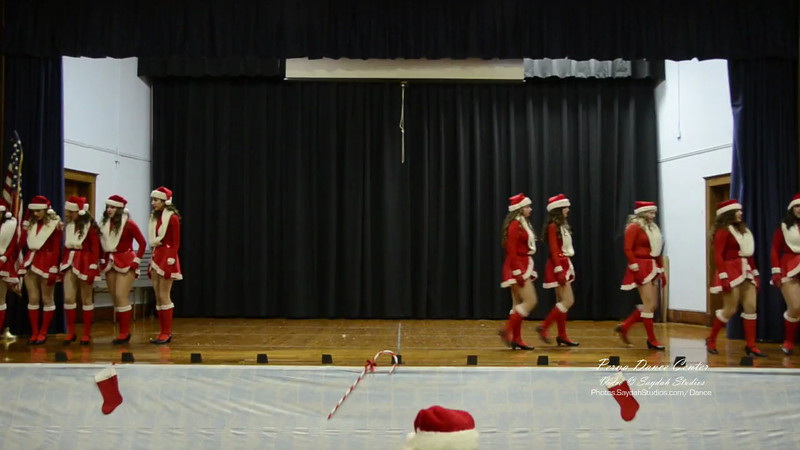 Perna Dance Center Holiday Troupe 2012
