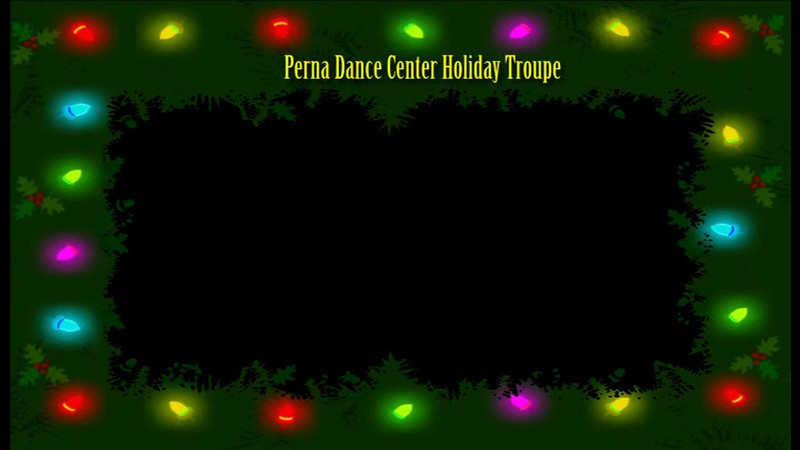 Leonardo 12/7/12, Perna Dance Center Holiday Troupe 2012