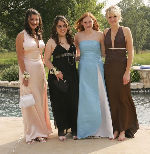 Seth, Anika, Cassie & Carolin