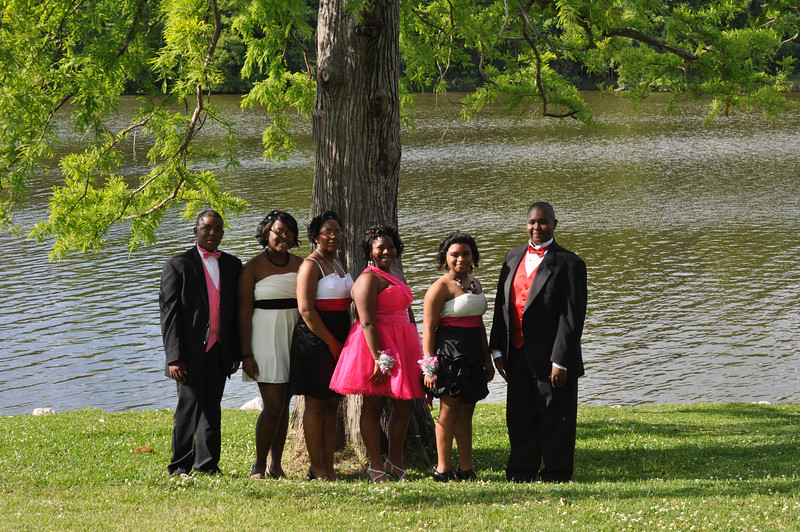 McKinely Middle Prom 2012