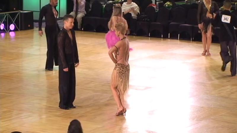 Marinda Single Dance Finals at Emerald Ball 2015
