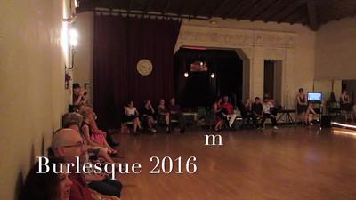 MasqueradeBurlesque