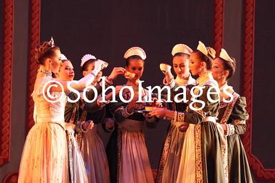 Nutcracker Faberge Cast Performance