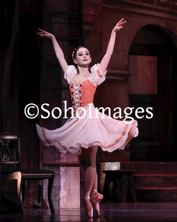 Coppelia Saturday Night Performance