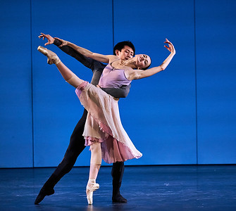 Feb. 23, 2019 - New York, NY   The Guggenheim Museum's Works and Process series presents Pennsylvania Ballet: La Bayadère by Angel Corella  Prior to its world premiere, Pennsylvania Ballet Artistic Director and former American Ballet Theatre principal dancer Angel Corella discusses his brand-new restaging of the classic ballet with an eye to changing cultural mores. Company dancers perform selections from the program.  Panel- Angel Corella Linda Murray Phil Chan  Dancers- Oksana Maslova Zecheng Liane Albert Gordon Ashton Roxander   Photographer- Robert Altman Post-production- Robert Altman