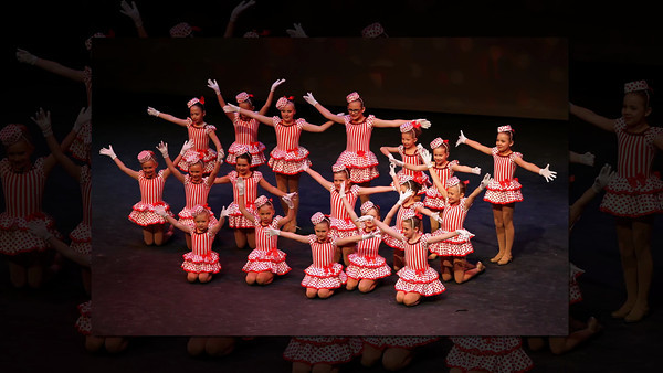 Dance Recital Slideshows