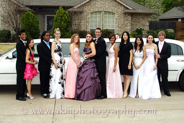 Plano East Sr. High Prom